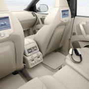 Audi Q7 V12 TDI /Innenraum